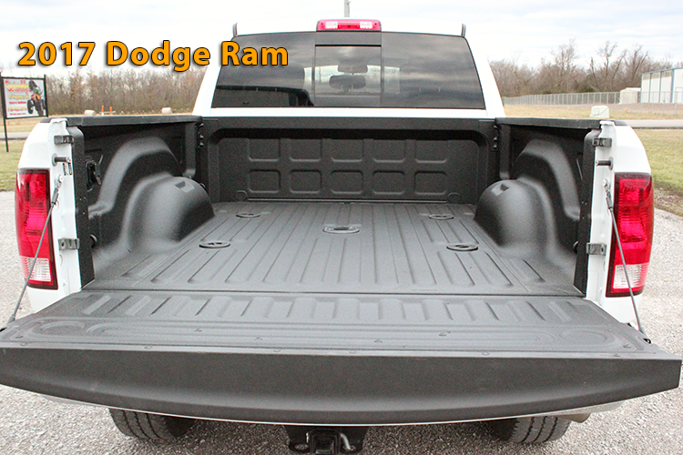 Failed bedliner removed and GatorHyde installed bedliner