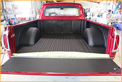 1962 Ford F150 Pickup tailgate view